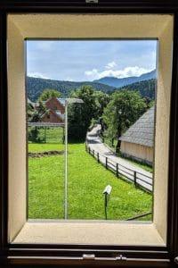 accommodation stara fuzina
