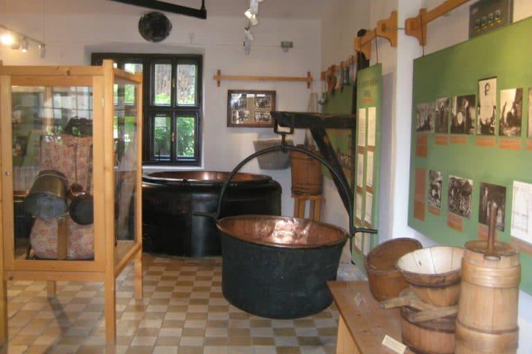 dairy museum stara fuzina bohinj