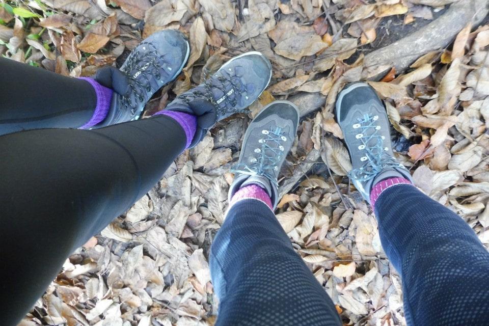 hiking boots bohinj slovenia