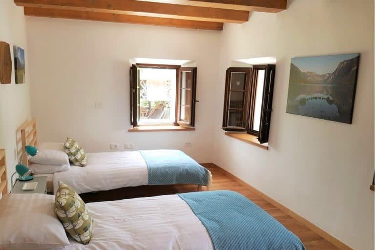 holiday accommodation stara fuzina