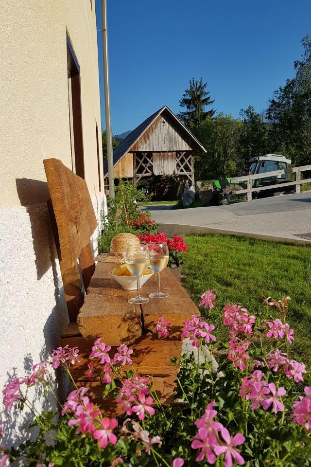 Vacation rental Escape to Bohinj self-catering holiday accommodation near Lake Bohinj Slovenia