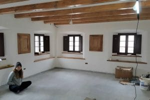 house renovation bohinj