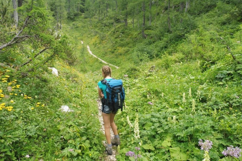 julian alps route