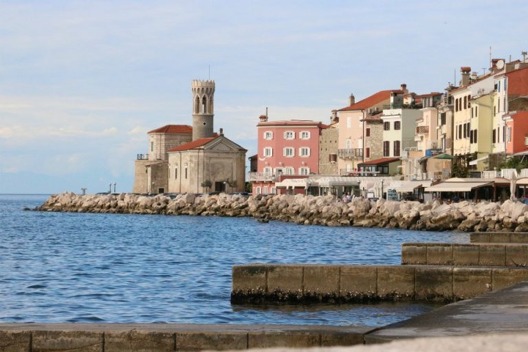 piran slovenia coast adriatic