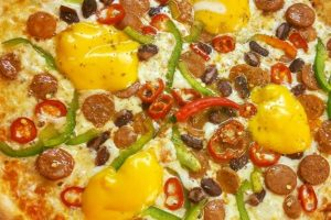 pizza lake bohinj