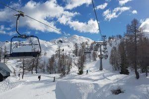 vogel ski resort lifts bohinj
