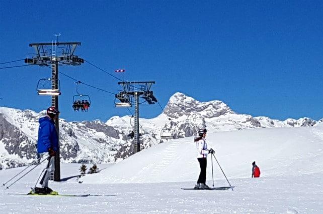 vogel ski bohinj slovenia