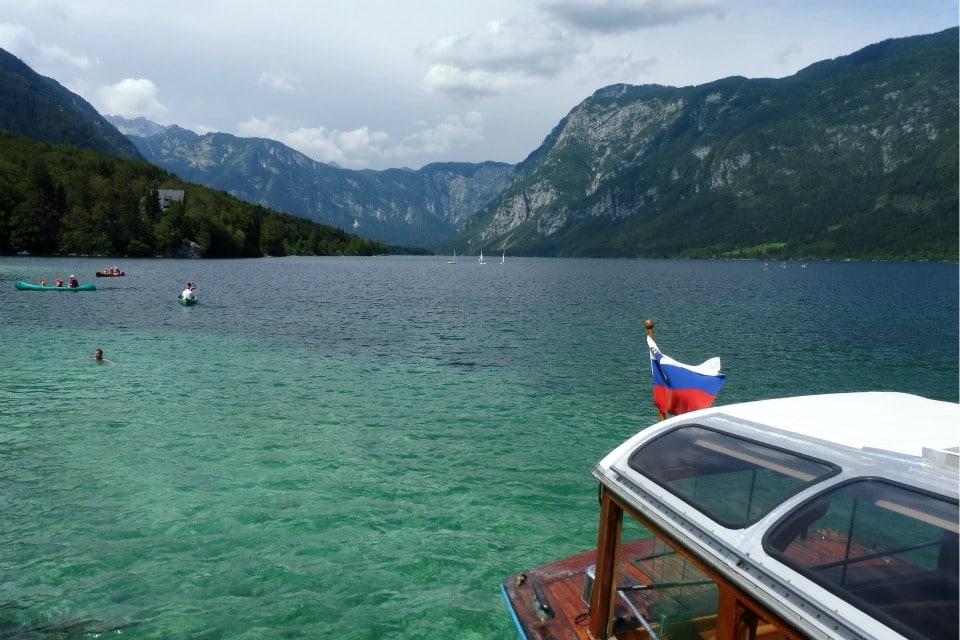 tourist-boat-lake-bohinj