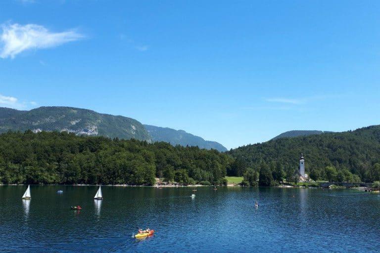 Lake Bohinj Kayaking