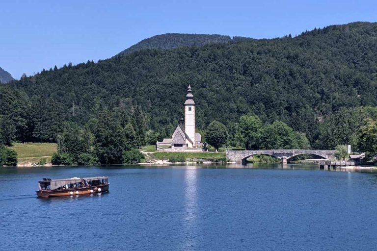Lake Bohinj Tourist Boat