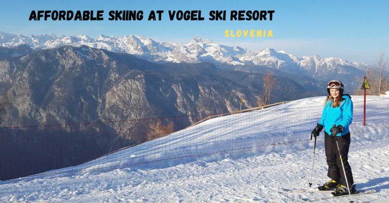 Vogel Ski Resort Slovenia