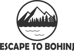 Escape to Bohinj Logo
