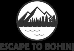 Escape to Bohinj Logo