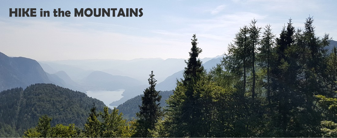 Hiking Lake Bohinj and Julian Alps
