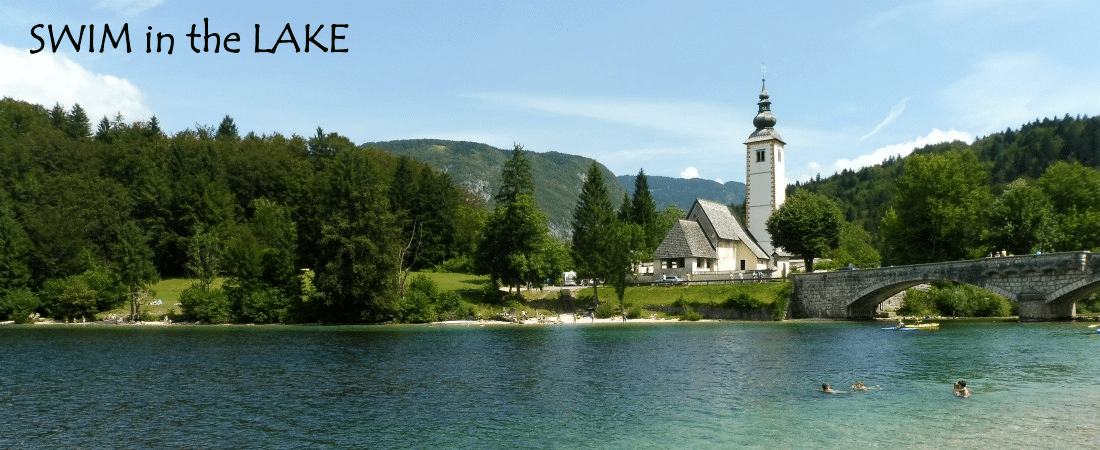 Escape to Bohinj Slovenia